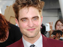 Robert Pattinson hits out at Courtney Love for saying that he isn't suitable to play Kurt Cobain.
