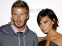 David and Victoria Beckham are said to be singing rap music to their unborn child.