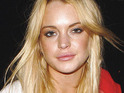 The producer of Lindsay Lohan's next film denies that he is angry with the star for failing a drug test.
