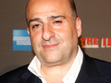 Omid Djalili says he has a hard time falling asleep at night unless he watches Curb Your Enthusiam.