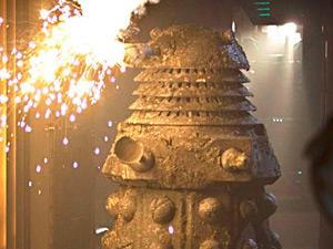 Doctor Who S05E13: The Big Bang - A Dalek