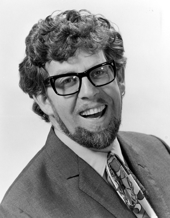 Harris in his 1960s pomp
