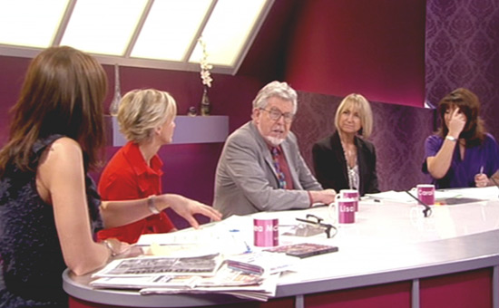 Rolf on Loose Women