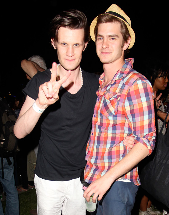 Matt Smith and Simon Garfield