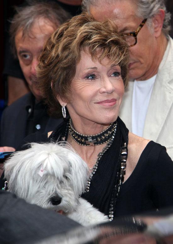 Jane Fonda Nude Breakcom