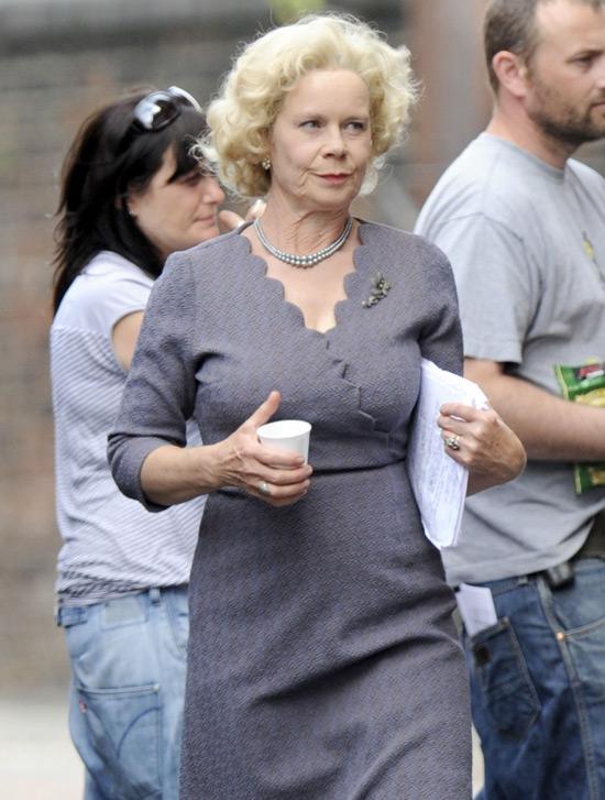 Celia Imrie as Doris Speed in Florizel Street