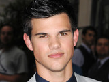 Taylor Lautner at a screening of 'Eclipse'