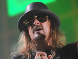 Kid Rock performing live at the 2010 'Isle of MTV' Malta Special
