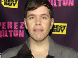 "Perez Hilton at his ""One Night Only"" at the Indigo O2"