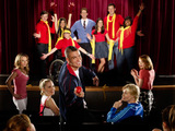 Season 1 cast of Glee