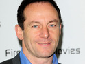 Jason Isaacs reportedly visits a gym in Scotland to prepare for his fight scenes with Taylor Lautner.