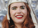 "Paloma Faith says that she is ""over the moon"" to receive a Brit Awards nomination."