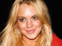 Lindsay Lohan jokes on Twitter about her jail sentence, which she is expected to begin today.