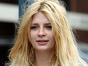 "Mischa Barton's rep says that rumors of a London move are ""not accurate""."