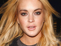 Actress Lindsay Lohan reportedly starts to sketch while in rehab.