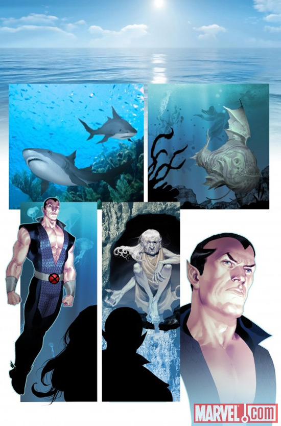 Comics Gallery: Namor: The First Mutant