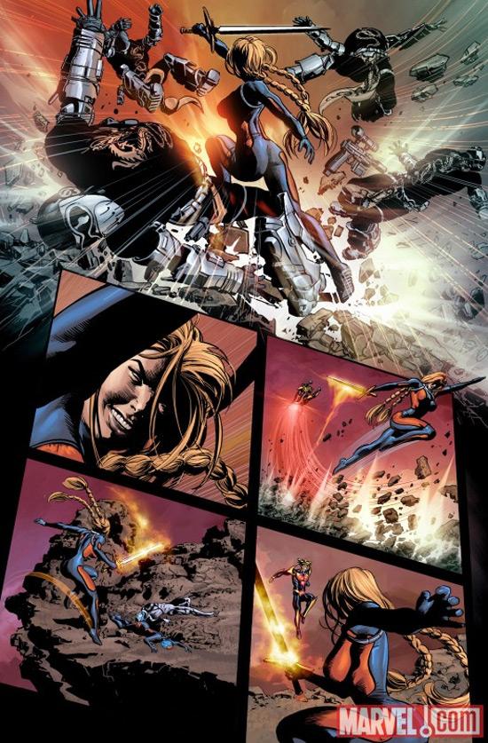 Secret Avengers Preview