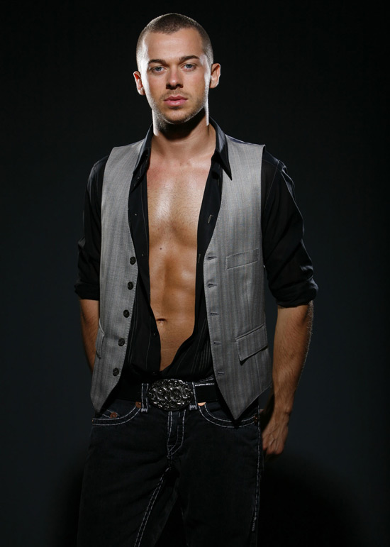 Artem Chigveintsev from Strictly Come Dancing