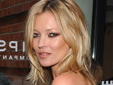Kate Moss at Mario Testino's 'Kate Who?' exhibition