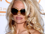 Pamela Anderson celebrates her birthday at The Venetian Resort and Casino in Las Vegas