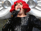 Paloma Faith performing at T in the Park, Scotland
