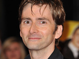 David Tennant at the National Television Awards