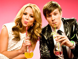 Kimberley Walsh and Will Best on Suck My Pop