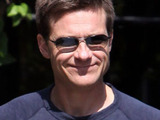 Jason Bateman leaves a hair salon in Beverly Hills