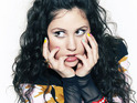"Eliza Doolittle claims that Eminem has become a ""caricature"" of himself."