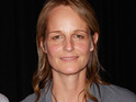 Helen Hunt jokes that drugs keep her from having a Hollywood breakdown.