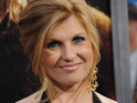 Connie Britton says she is very thankful to welcome the baby into her home.