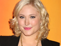 Huge star Hayley Hasselhoff says that her character Amber will learn from her romance with George.