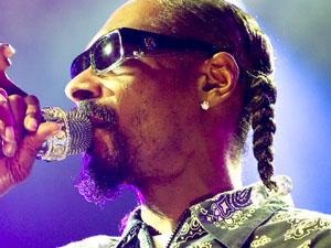 Snoop Dog performing live at the Shepherds Bush Empire