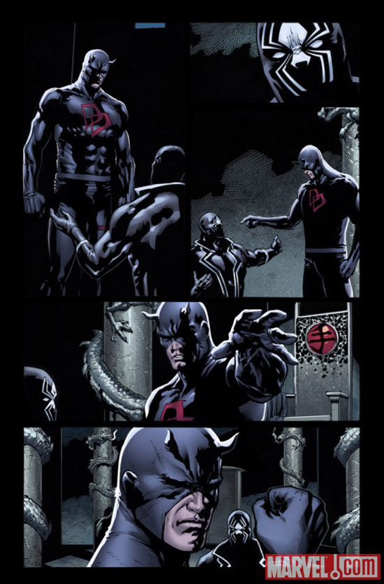 Shadowland #2 preview