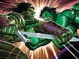 'World War Hulks' Cover, Marvel Comics
