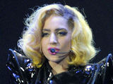 Lady GaGa performing live in Canada for her Monster Ball tour