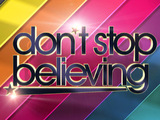 Don't Stop Believing logo