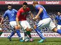 Konami announces the release date for PES 2011.