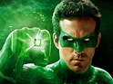 See Ryan Reynolds as superhero Green Lantern in the movie's new poster.