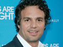 Mark Ruffalo reveals that his wife was not pleased about his sex scenes in The Kids Are All Right.