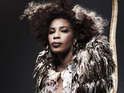 Macy Gray says that the aim of her music is to make people feel good.