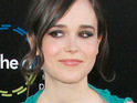 Ellen Page talks about what it's like working on the set of the Woody Allen movie.