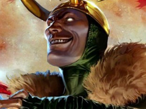 Loki Marvel Comics