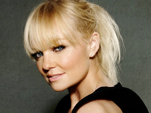Emma Bunton, host on Don't Stop Believing