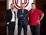 The judges of MasterChef