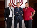 The judges of MasterChef