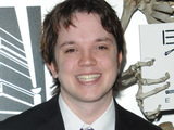 Eric Millegan at the Bones 100th episode party