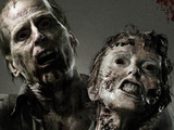 Zombies from 'The Walking Dead'