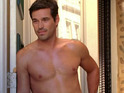 Click in for eight pictures of CSI: Miami star Eddie Cibrian in varying states of undress.