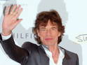 Mick Jagger reportedly plans to produce a film he wrote with David Bowie.